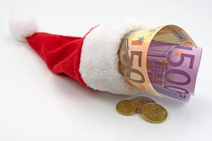 Weihnachtsgeld für Sondertilgung nutzen [© M. Schuppich - Fotolia.com]