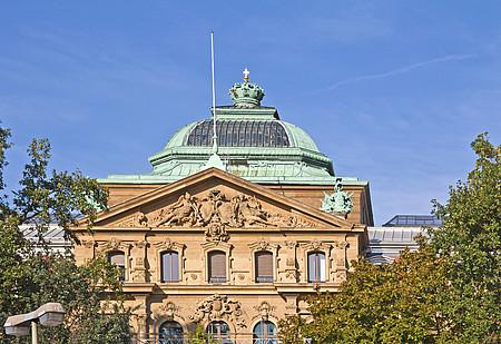 BGH (Bundesgerichtshof) in Karlsruhe [© Blackosaka - Fotolia.com]