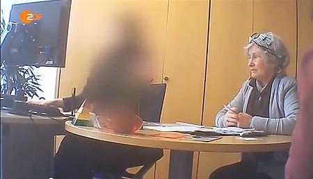 WISO-Beitrag: Die Maschen der Banken - (c) ZDF WISO