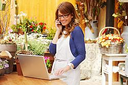 Eigenes Geschäft mit einem Kredit öffnen [© sepy - Fotolia.com]