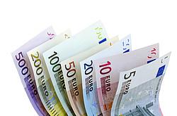 Geldscheine aus einem Kleinkredit [© Tatjana Balzer - Fotolia.com]