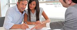 Eine Bürgschaft für einen Kredit - was gibt es dabei zu beachten? (© goodluz - Fotolia.com)