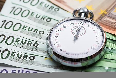 Wie lange dauert Kreditauszahlung? [© Andrey Popov - Fotolia.com]